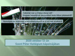 Ciklus Show plakát